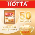 """Hotta"" Concentrated Ginger Instant Ginger 50 Sachets"