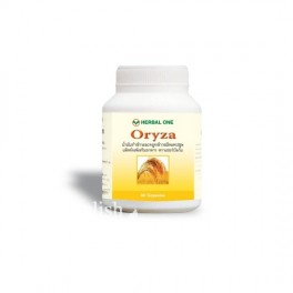 """Herbal One"" Oryza Capsule"