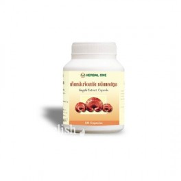 """Herbal One"" Lingzhi Extract Capsule"