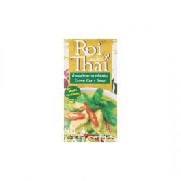 """Roi Thai"" Green Curry Soup"