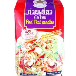 """Star Brand"" Pad Thai Noodles Includes Seasoning in Sachet"