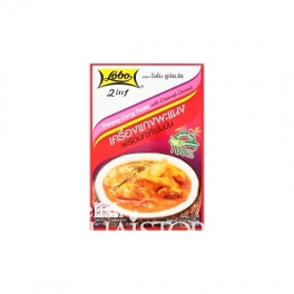 """""""Lobo"""" 2 In 1 Panang Curry Paste With Creamed Coconut"""