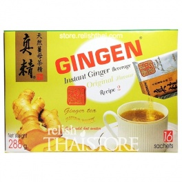 """Gingen"" Instant Ginger Tea Beverage Original Flavour (Recipe 2)"