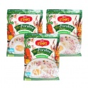 """Kaset"" Pork Mix Vegetable Flavored Instant Rice Porridge"