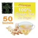 """Ranong Tea Ginfresh"" Ginger Powder No Sugar"