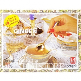 """Gingen"" 100% Instant Ginger Tea Drink"