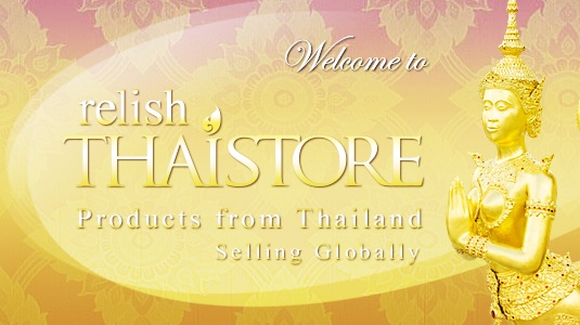 Welcome to RelishThai's Store